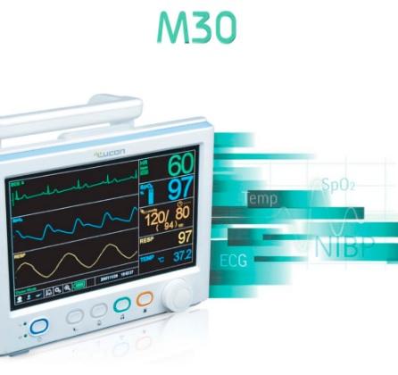 Monitor Theo Dõi Bệnh Nhân M30