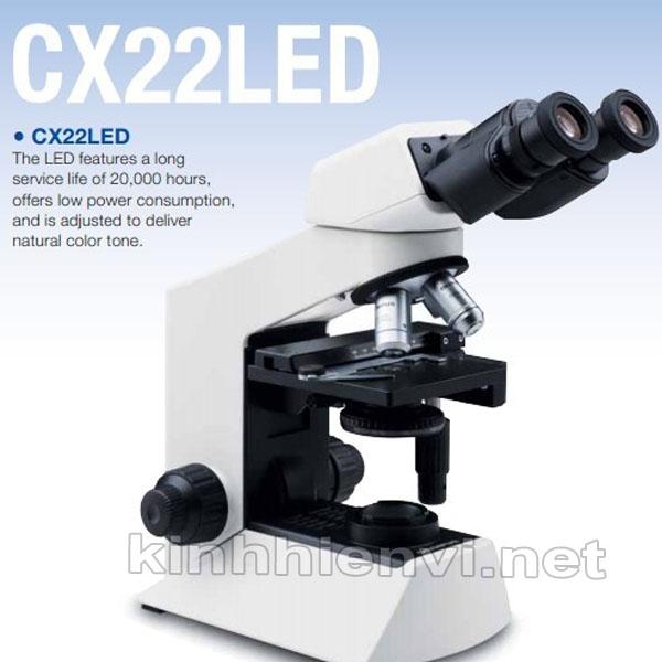 Kính Hiển Vi CX 22