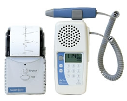 Doppler Mạch Máu Cầm Tay LifeDop 300 ABI L300AC